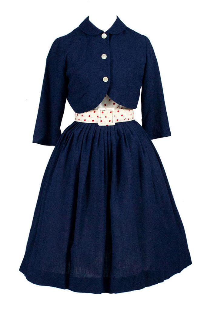 Vintage little girls outfit