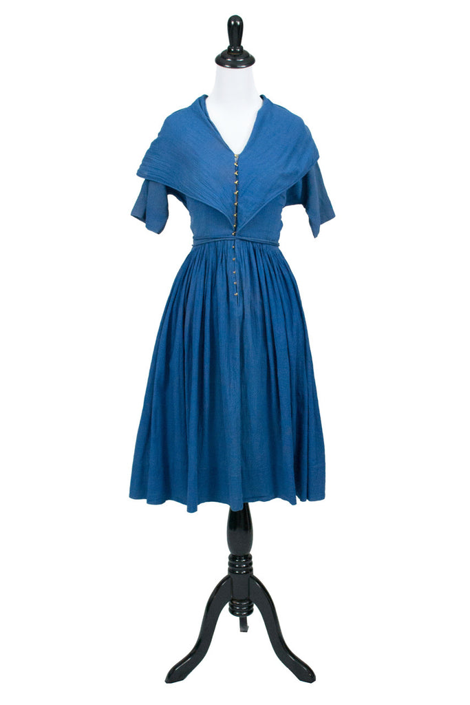 Claire McCardell vintage dress Townley