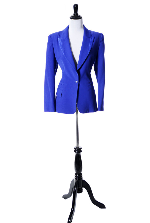 1990s State of Claude Montana Vintage Blazer Italy - Dressing Vintage