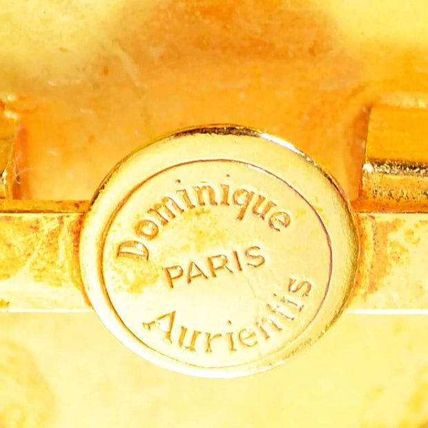 Marked Dominique Aurientis Paris Vintage Brooch