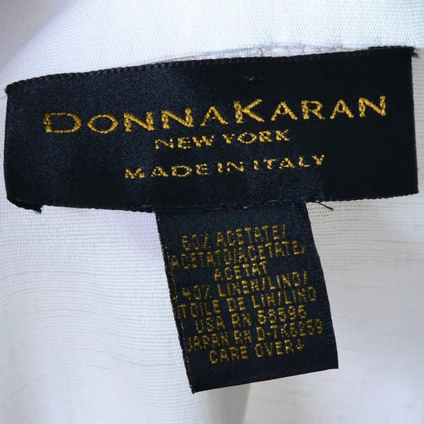 Vintage 1990's Donna Karan dress label