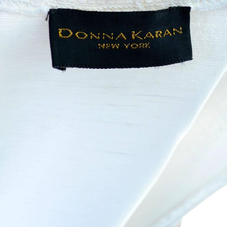 Donna Karan New York 1990's label