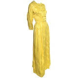 Dynasty Vintage Hostess Gown Robe