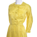 Dynasty Vintage Hostess Gown Robe silk
