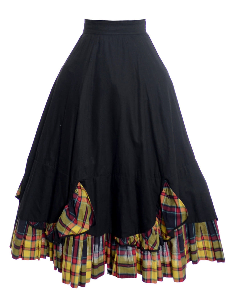 El Encanto Roney Plaza Hotel South American full circle vintage skirt