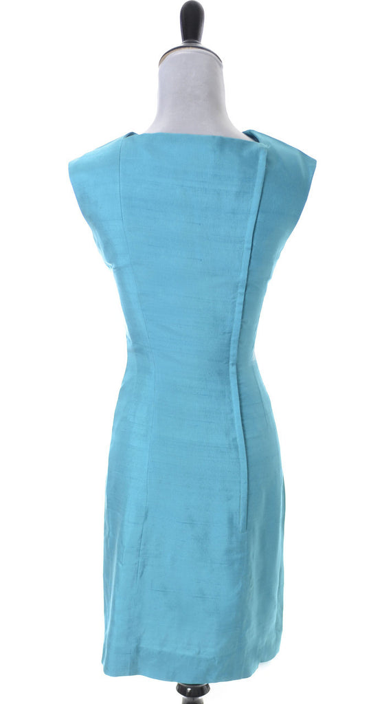Estevez designer Vintage blue dress