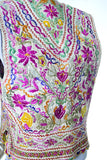 Embroidered vintage Ethnic Vest