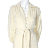 70s Eva Gabor Estevez Vintage Dress