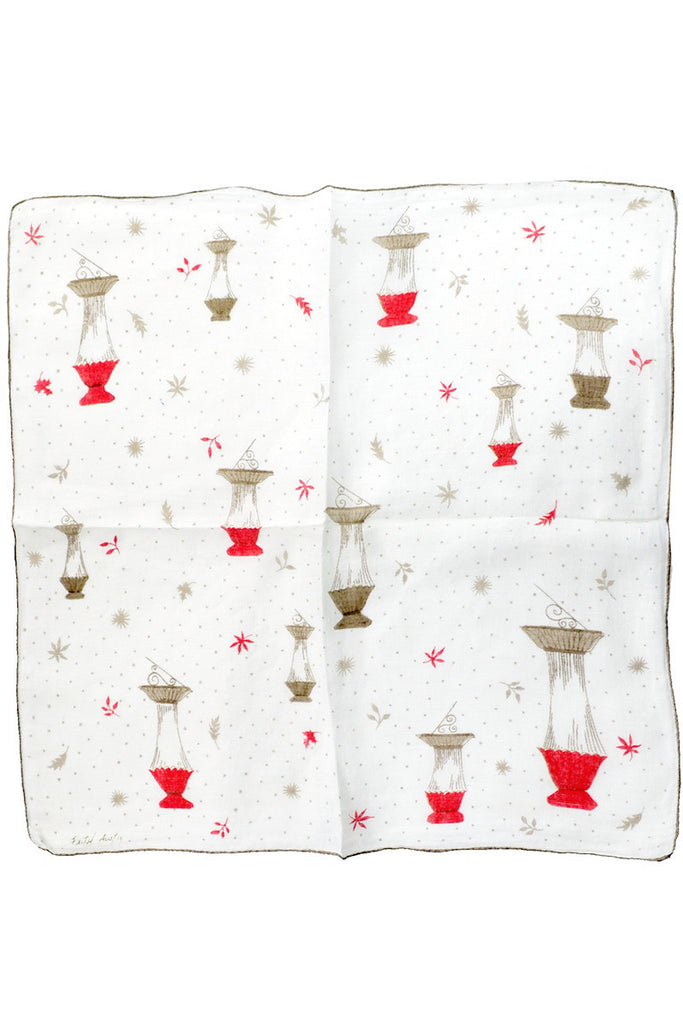 Faith Austin Vintage Handkerchief Lanterns