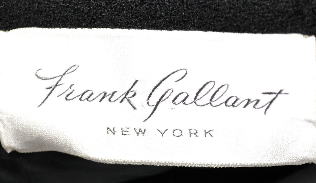 Frank Gallant New York vintage suit
