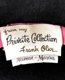 Frank Olive Private Collection Neiman Marcus vintage hat