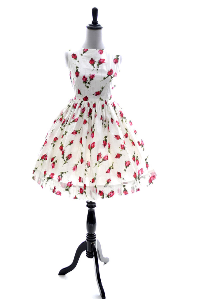 perfect vintage 1950s Child's dress for a little girl