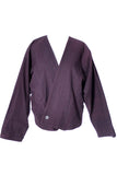 Vintage Issey Miyake purple oversized top or jacket - Dressing Vintage