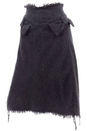 Fall Winter 2003 Junya Watanabe for Comme des Garcon Wool Skirt