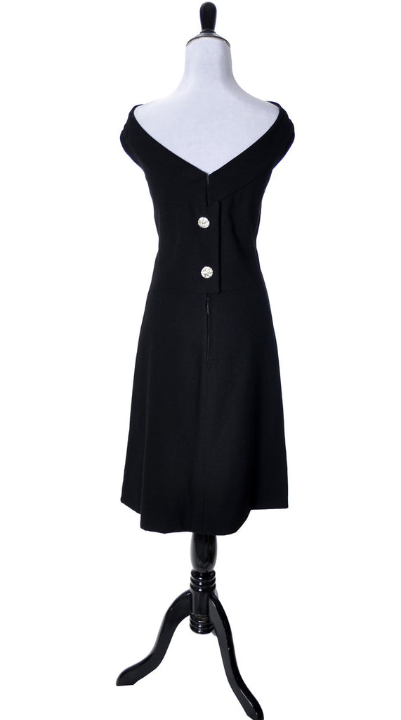 Vintage little black dress Harvey Berin