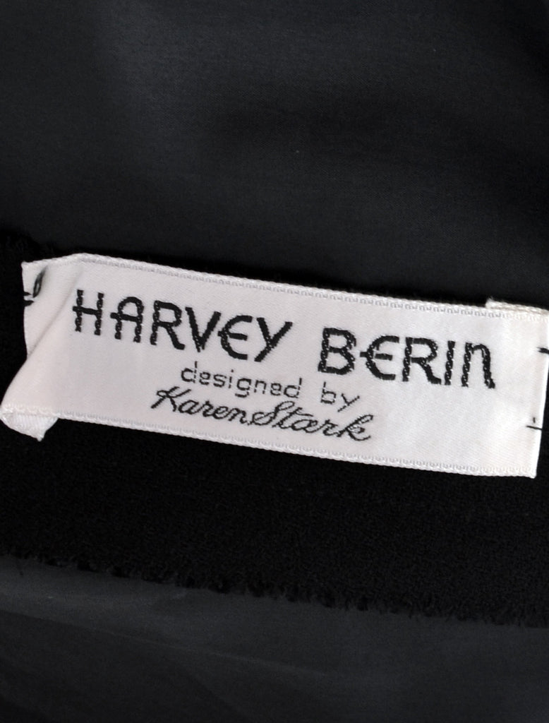 Harvey Berin Karen Stark vintage dress