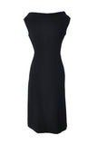 Karen Stark Harvey Berin little black dress vintage