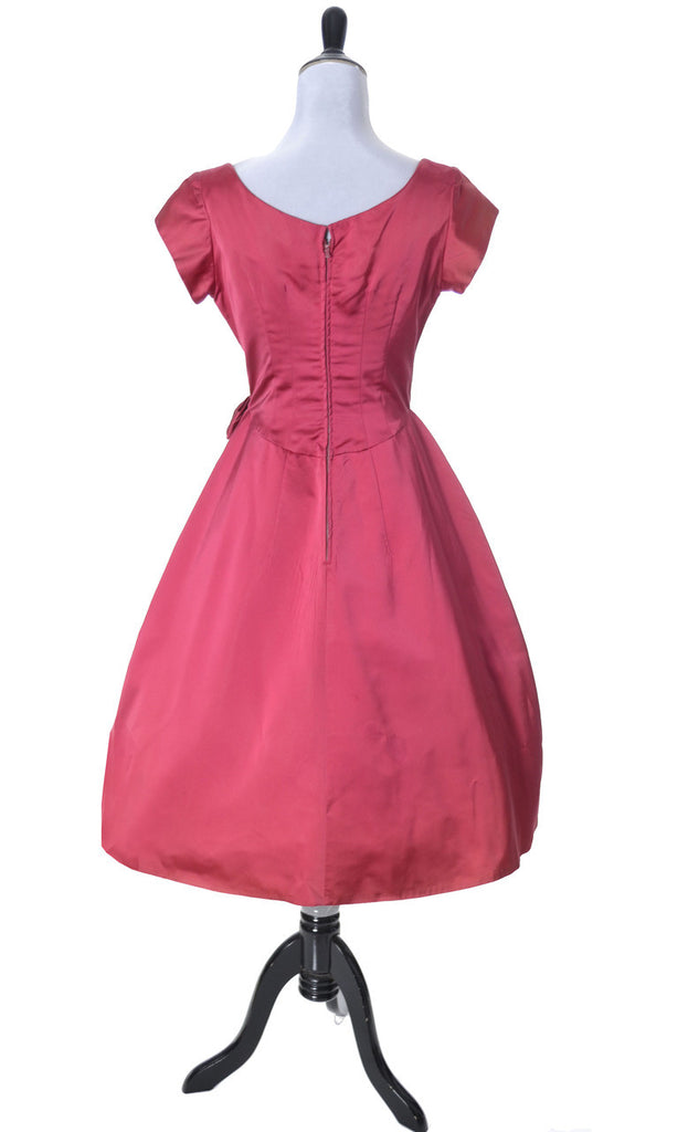 Kay Selig vintage dress 1950s