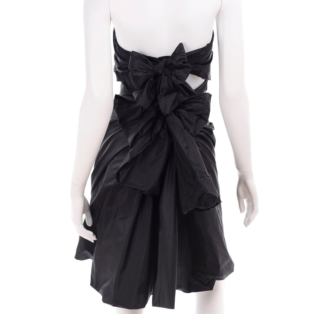 Marc Jacobs Tied Back Gathered Dress