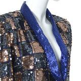 Vintage Nancy Miller jacket beaded