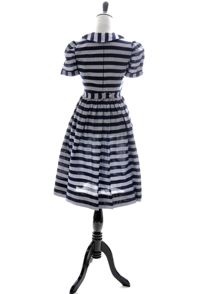 Vintage childrens clothing little girl's Nathan Krauskopf dress