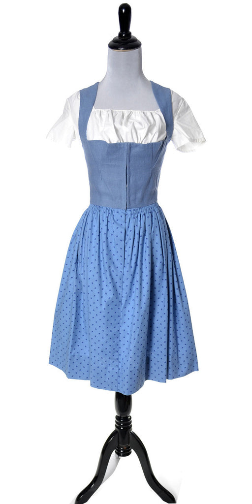 Lanz Salzburg dirndl vintage dress