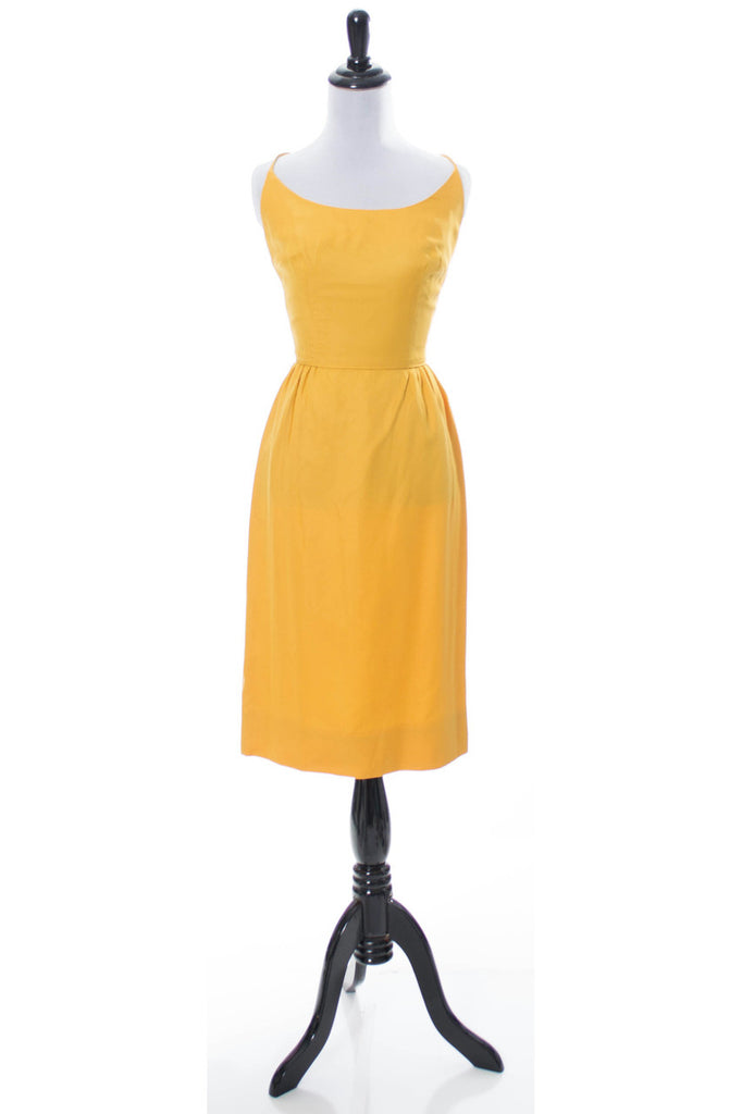 Sandra Sage 1960s Cocktail Dress