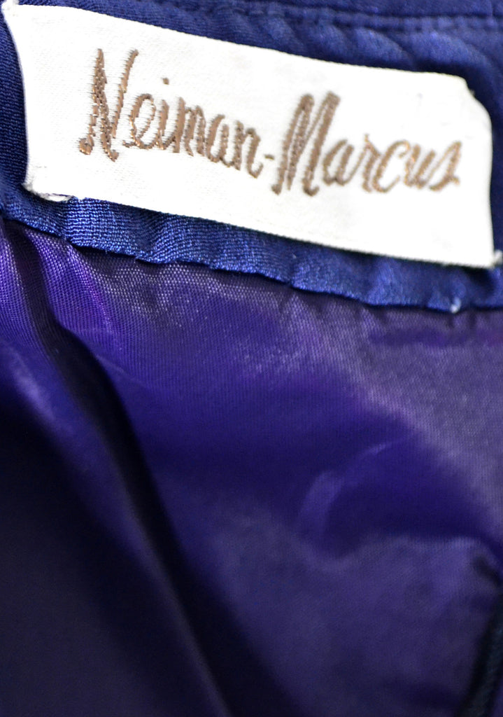 Neiman Marcus Scaasi Boutique vintage dress