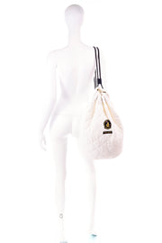 Vintage Sonia Rykiel Cruise Backpack or Drawstring Bag