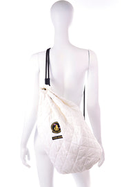 Sonia Rykiel Cruise Vintage Backpack or Drawstring Bag