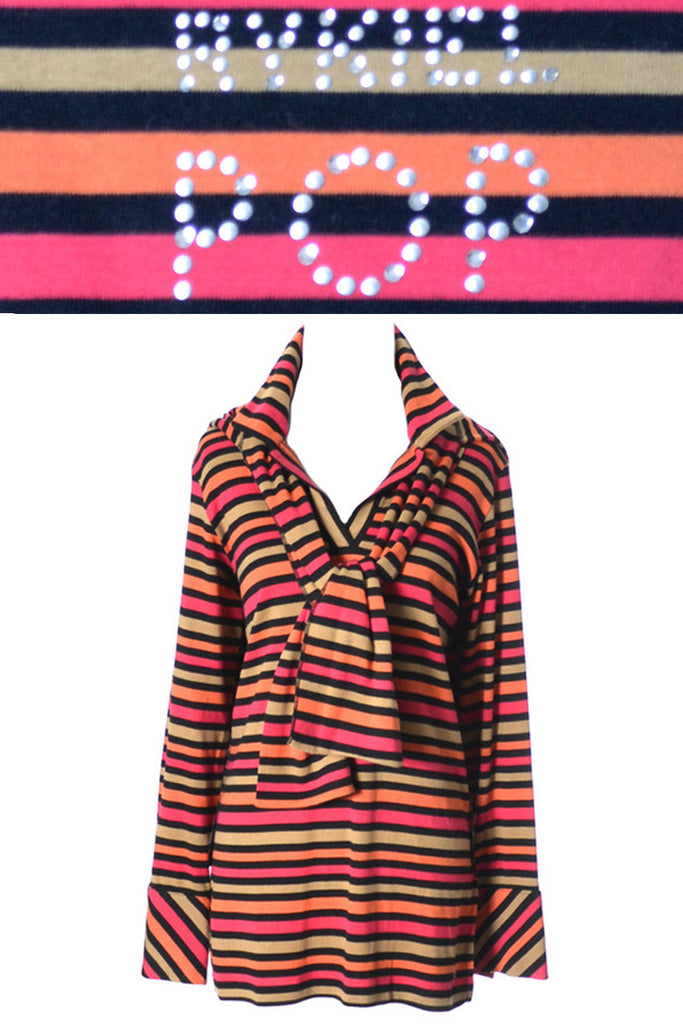 Sonya Rykiel striped POP top