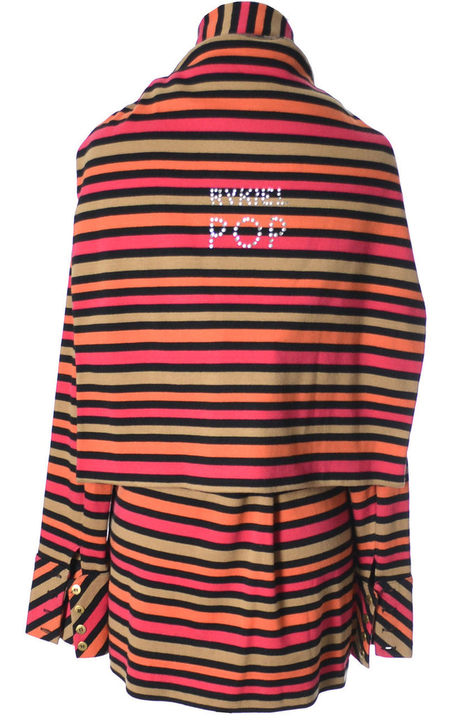 Sonia Rykiel POP Made in France vintage top