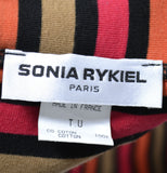 striped Sonia Rykiel Made in France vintage top