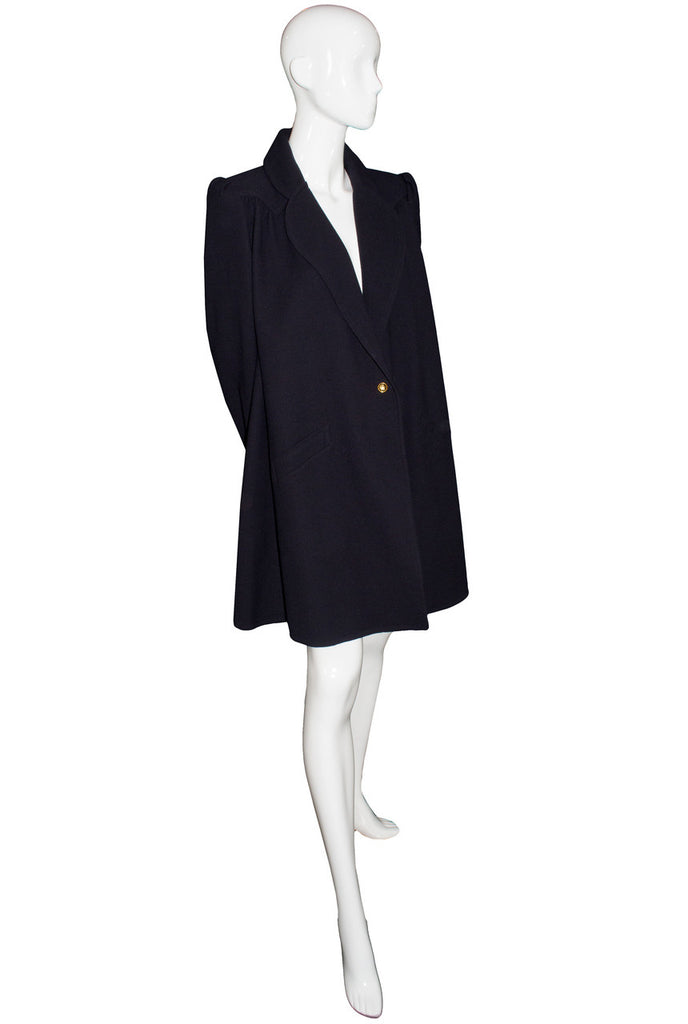 vintage Valentino coat designer collectible