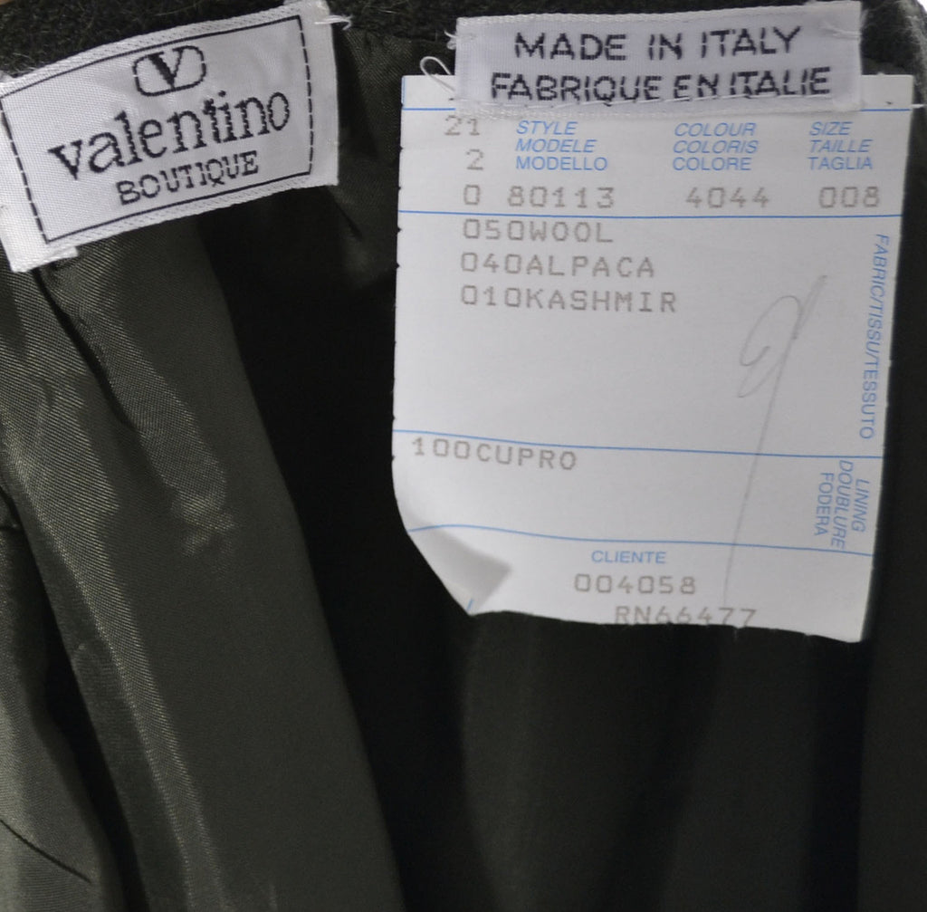 Valentino Boutique vintage skirt
