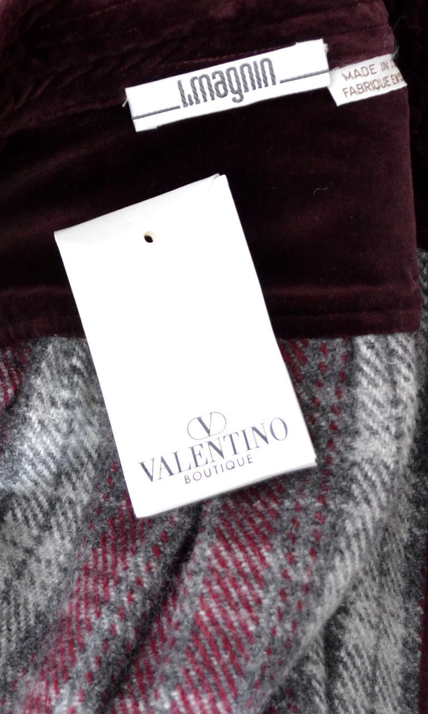 New vintage valentino coat