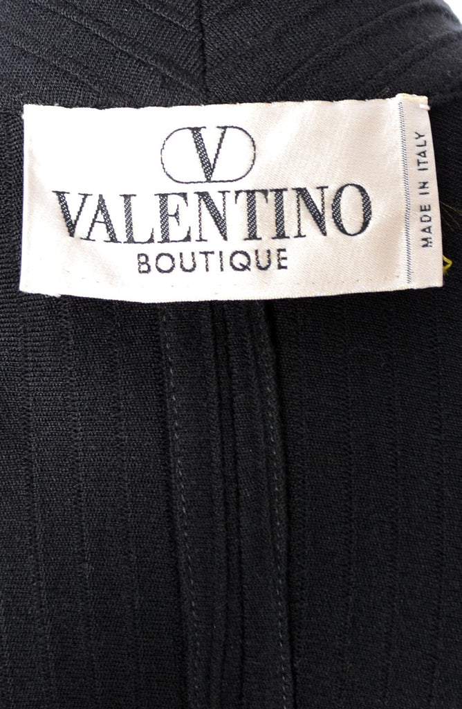 Valentino Boutique Italy vintage dress