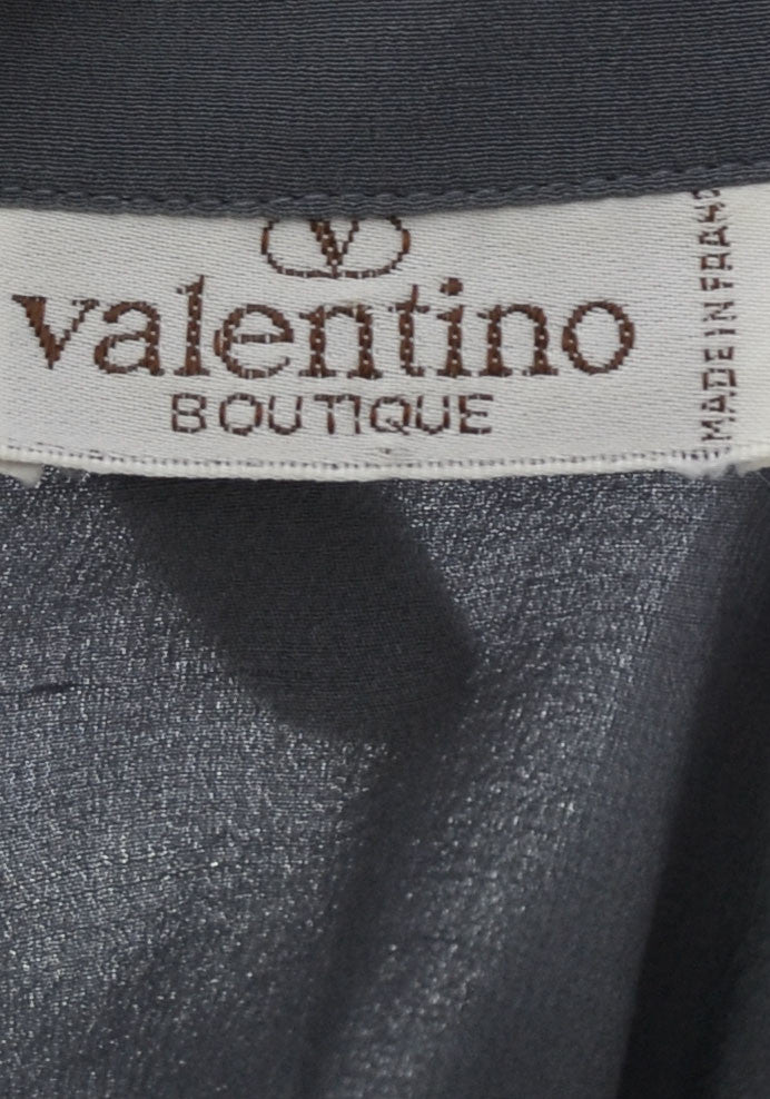 Valentino Boutique vintage silk blouse