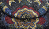 Vintage beaded purse handbag