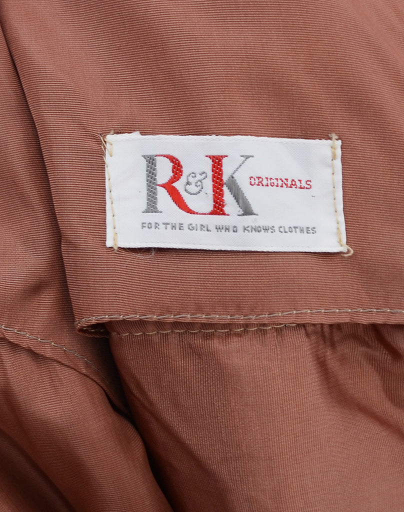 R K Originals vintage dress
