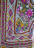 Vintage Ethnic embroidered vest