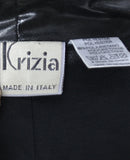 vintage Krizia made in Italy coat