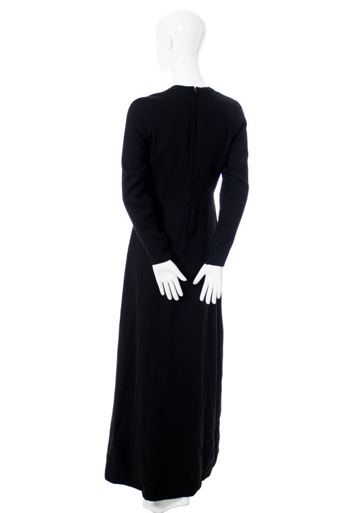 Vintage Nina Ricci long dress