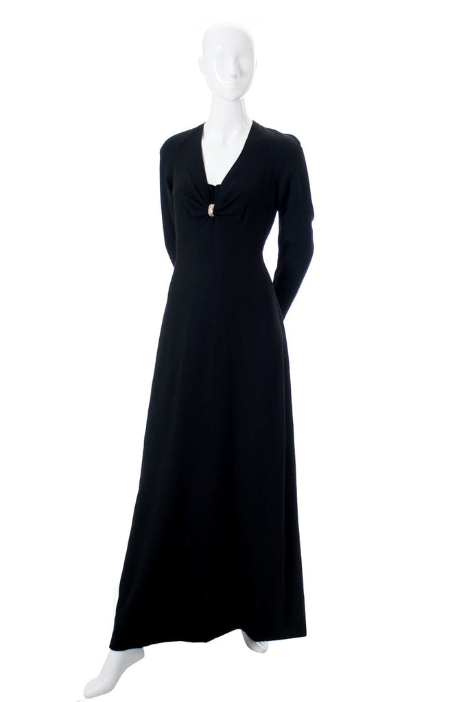 Nina Ricci Long vintage dress