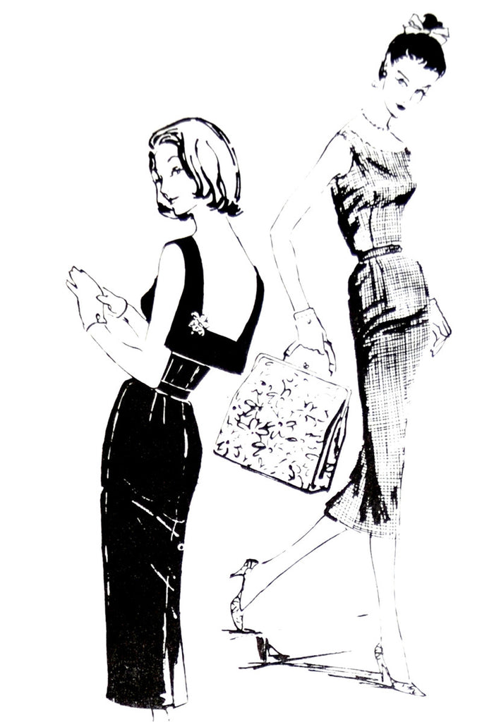 Anne Klein vintage Spadea 1316 sewing pattern