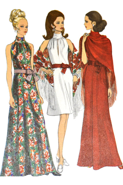 1960s Vintage Christian Dior Dress Pattern Vogue Paris Original 2230 34B - Dressing Vintage