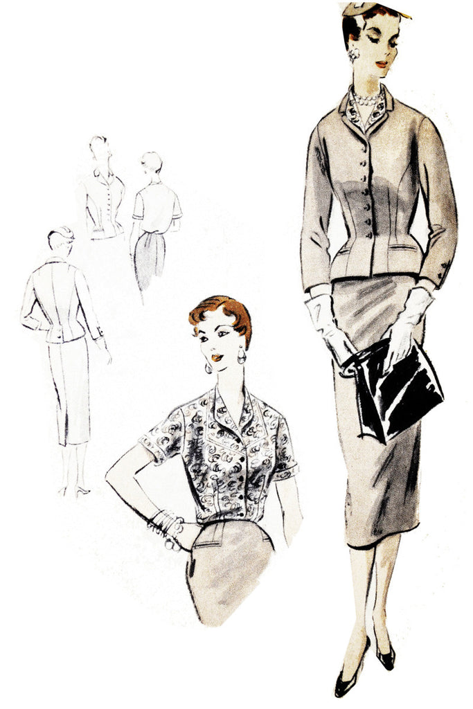 Vogue Special Design vintage pattern S-4477