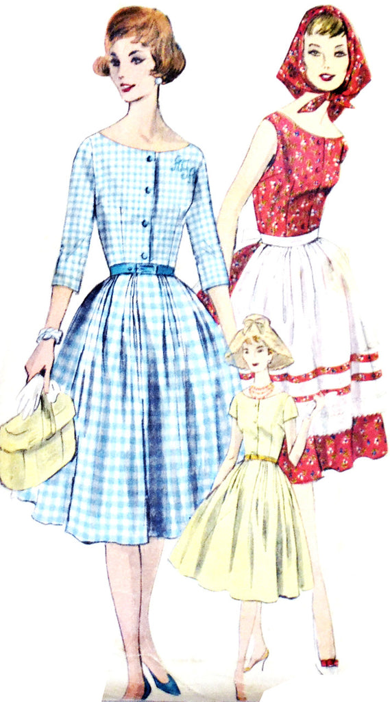 Vintage Vogue dress pattern 9999