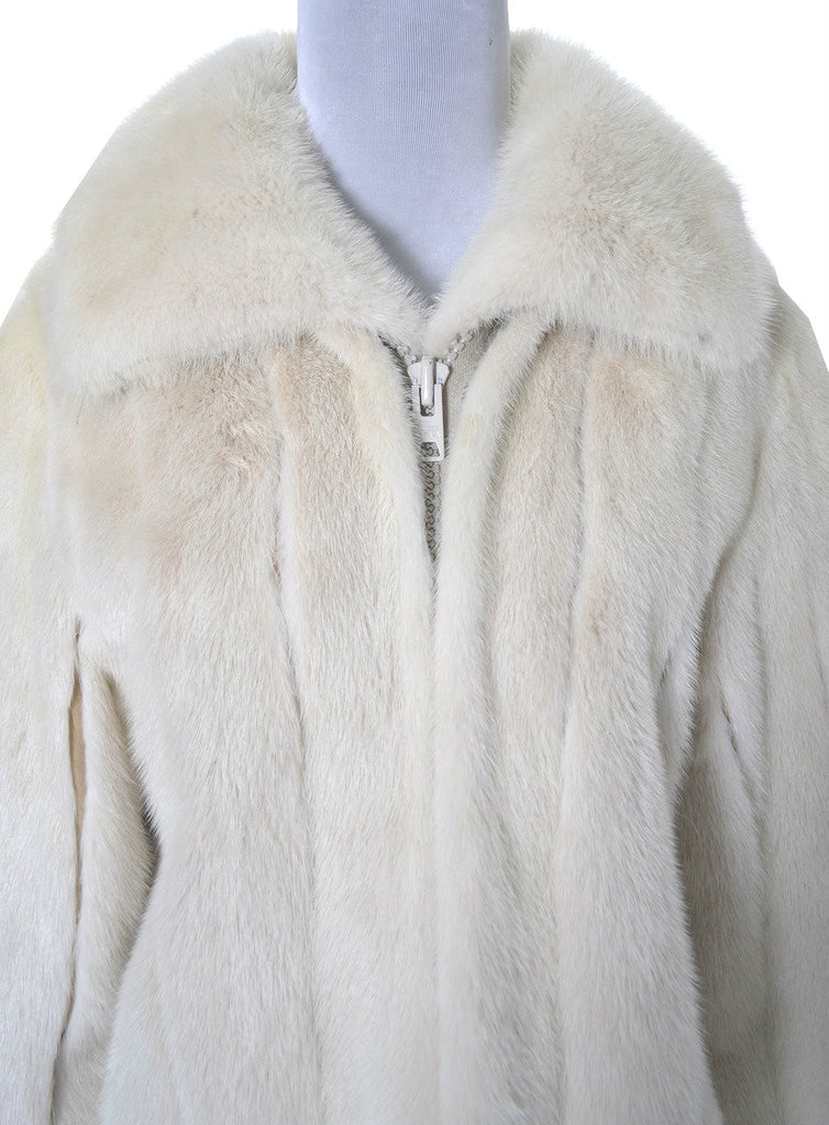 Vintage mink Jacket Wachtenheim furs coat Los Angeles
