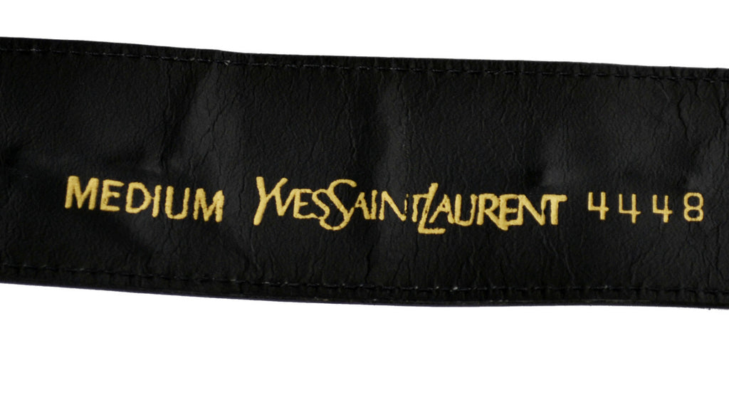 Vintage Yves Saint Laurent belt